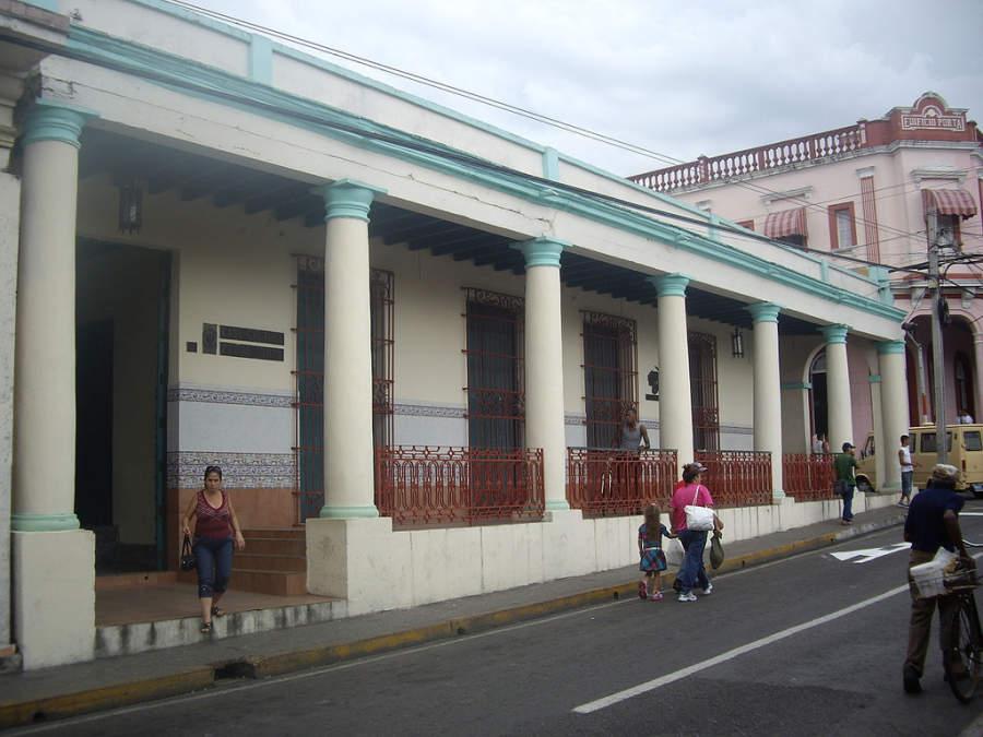 Casa de Cultura Pedro Junco en Pinar del Río