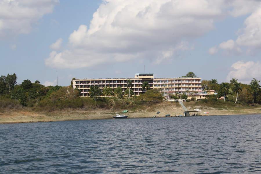Hotel en Hanabanilla
