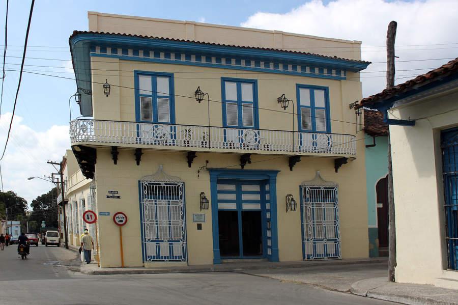 Museo de Arte Colonial en Sancti Spíritus