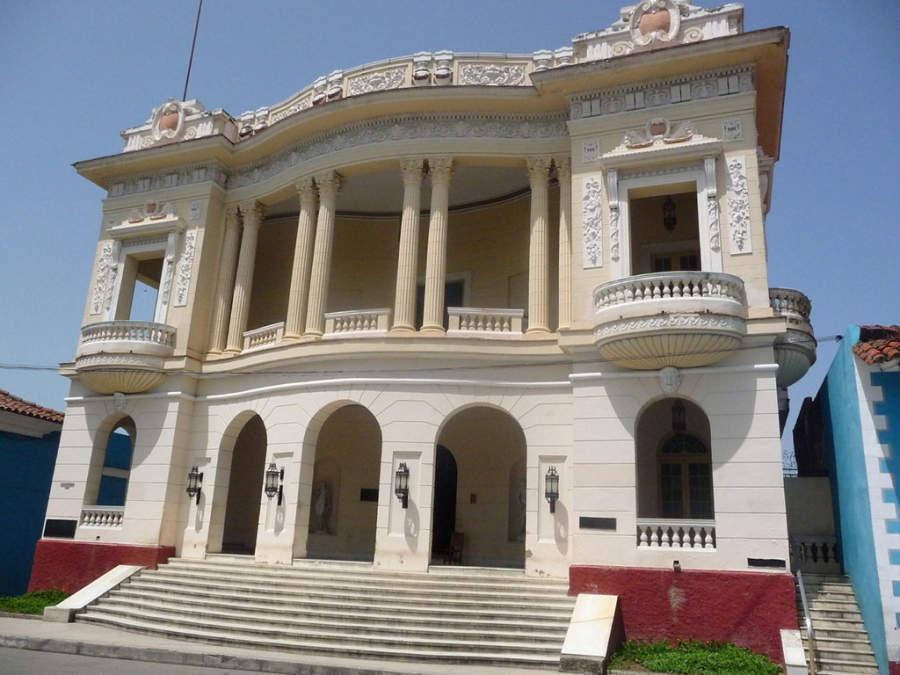 Biblioteca de Sancti Spíritus
