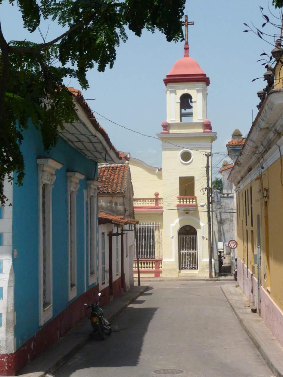 Sancti Spíritus fue fundada en 1514