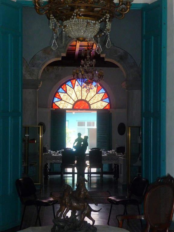 Interior del Museo de Arte Colonial