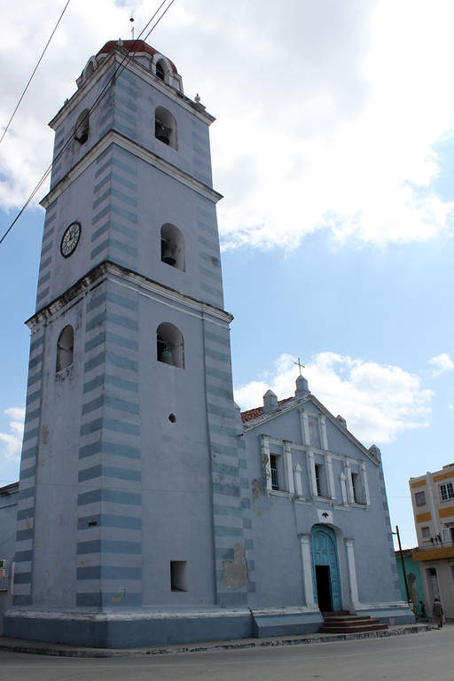 La Iglesia Parroquial Mayor del Espíritu Santo data de 1680