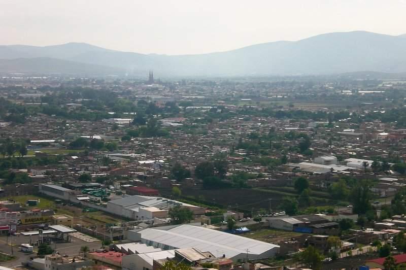 Zamora de Hidalgo, Michoacán, México