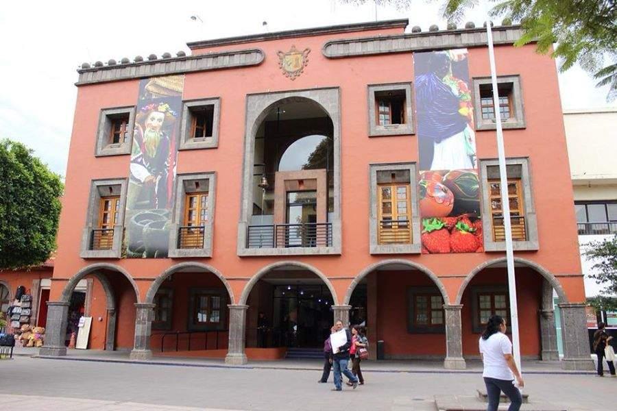 Fachada del Ayuntamiento de Zamora