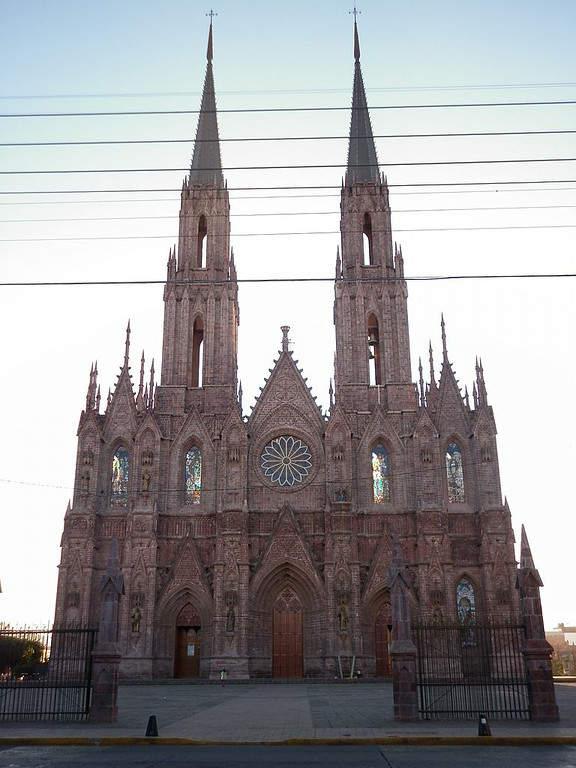 Templo Expiatorio del Sagrado Corazón en Zamora