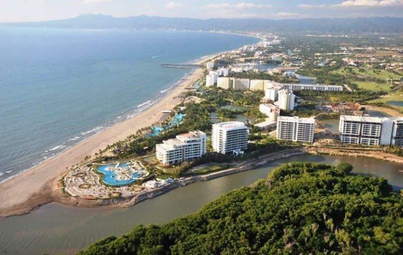 Nuevo Vallarta es un destino turístico, situado en el municipio de Bahía de Banderas
