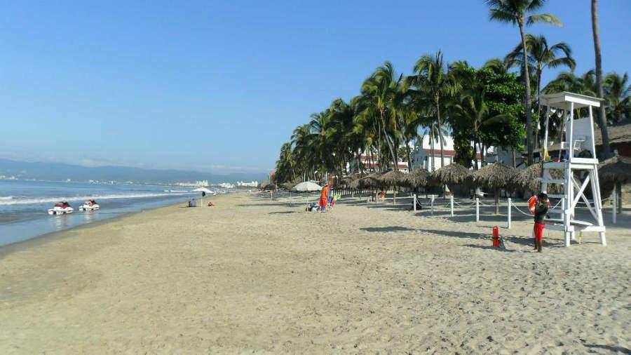 Playa Marival en Nuevo Vallarta