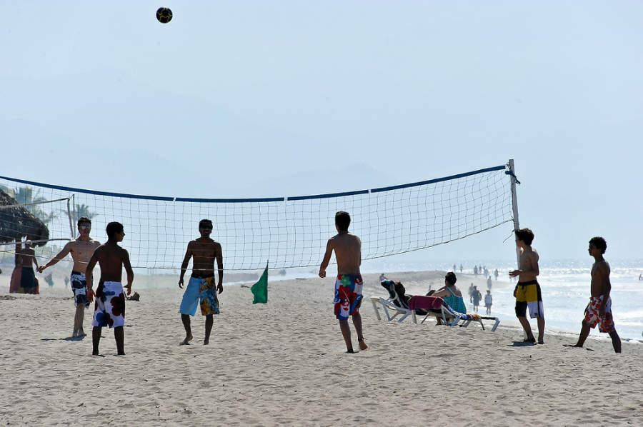 Nuevo Vallarta tiene playas ideales para cualquier actividad deportiva