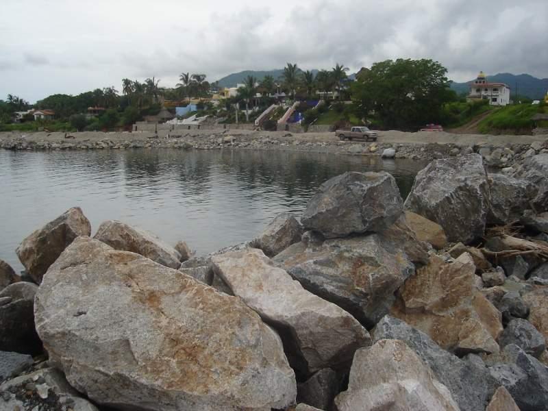 Diques en Cruz de Huanacaxtle
