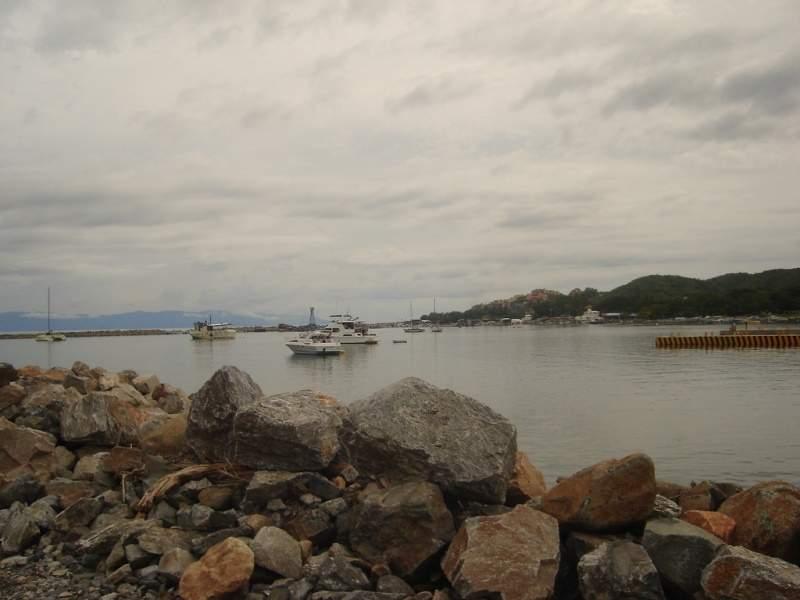 Embarcaciones en Cruz de Huanacaxtle