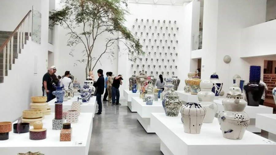 Interior del Museo de la Talavera Alarca o Talavera de la Reyna