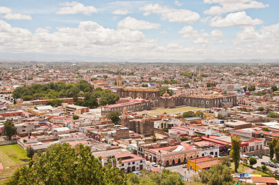 San Andrés Cholula, Puebla, México