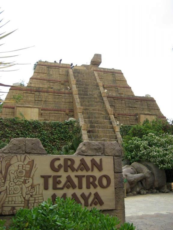 Gran Teatro Maya en Puerto Aventuras