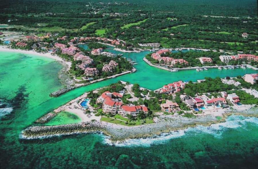 Puerto Aventuras, Quintana Roo, México
