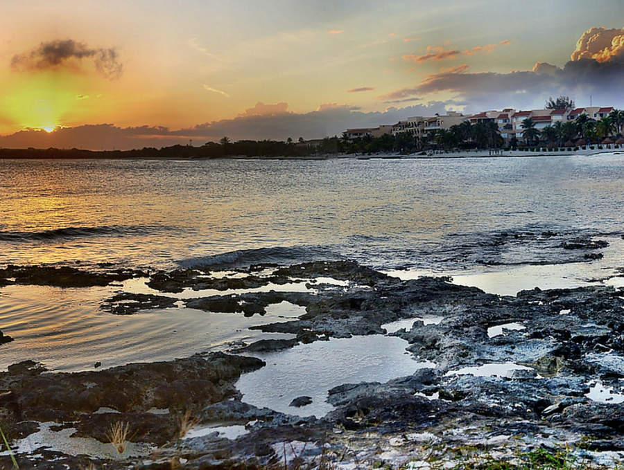 Puerto Aventuras está en el corazón del Caribe Mexicano