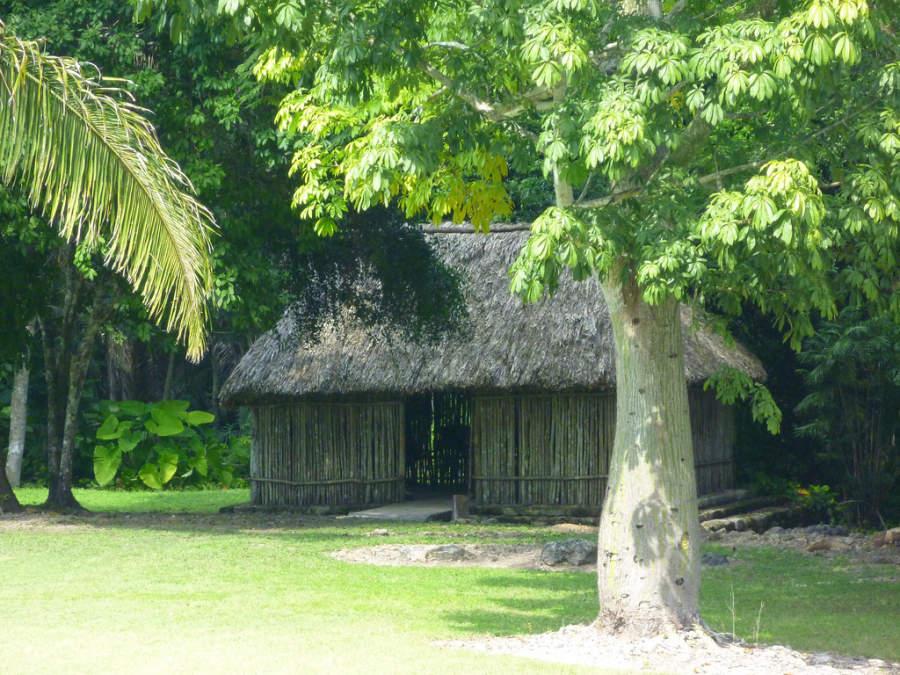 Kohunlich recibe su nombre debido a un campamento maderero ubicado en la zona