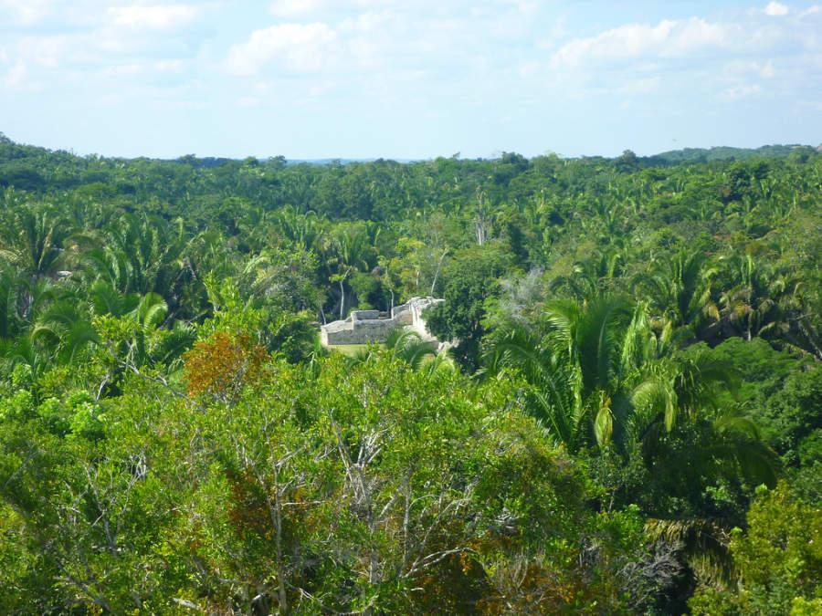 Kohunlich, Quintana Roo, México