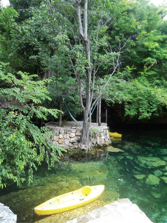 Reserva ecológica de Kantun-chi