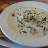 Oyster soup,Harwich, United Kingdom