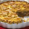 Quebec Meat Pie,Gaspe, Canada