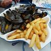 Moules Marinéres,Saint-Malo, France