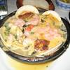 <p>Comida de pobres o sopa de mariscos</p>,San José del Cabo, Mexico