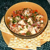 <p>Mixed <em>ceviche</em></p>,Cancun, Mexico